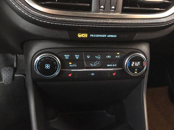 Ford Fiesta 1,0 SCTi 140 Vignale billede 10