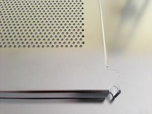 Haken Doppelhaken Garderobehaken Metall hochwertig brüniert 190mm M-0211411
