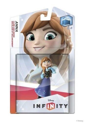 Anna Disney Infinity 1.0 Frozen Figure BRAND NEW