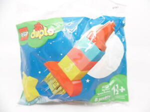 Lego Duplo My First Space Rocket 30332, 8pcs, Ages 1½+