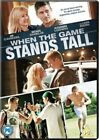 When The Game Stands Tall 5035822397231 With Clancy Brown DVD Region 2