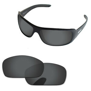 Stealth-Black-Polarized-Replacement-Lenses-For-Belay-RE4038-Sunglasses