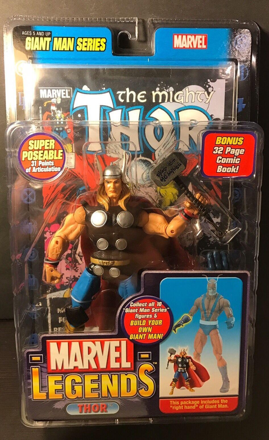 Marvel avengers wal-mart riesiger mann serie legenden thor