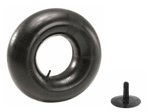 """Tire Tube 14.5x7.00x6 Straight Valve for Many Carts /& Wheelbarrows with 6/"""" Rims"""