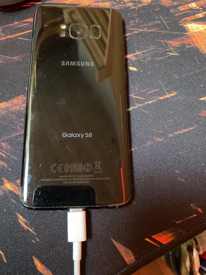 Samsung Samsung Galaxy s8, 64 GB , Rimelig