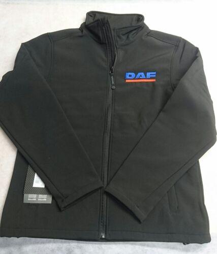 DAF Softshell Giacca e logo ricamato stile 1