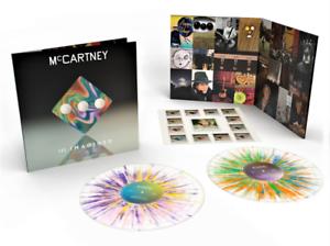 Paul McCartney McCartney III Imagined 2-LP ~Exclusive Splatter Vinyl ~ Brand New