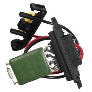 Motore-Riscaldatore-Ventilatore-Resistore-Reostato-Ventola-Per-RENAULT-MK2-II-7701207717