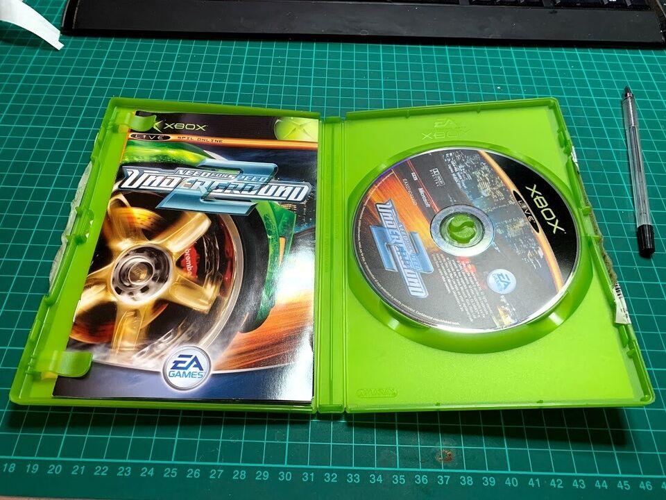 Need for Speed Underground 2, Xbox, racing