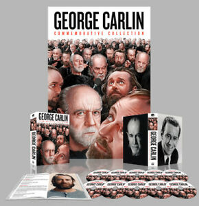 George-Carlin-Commemorative-Collection-New-DVD