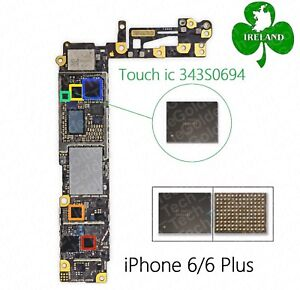 the latest 688e5 47484 Details about Original U2402 Screen Controller Black Mason Touch IC  343S0694 Chip iPhone 6