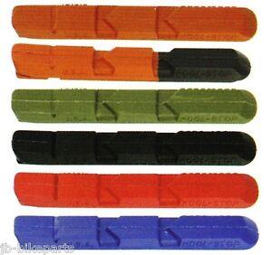 Kool-Stop-V-Type-Bremsgummis-Cartridge-Belaege-Shimano-XT-M70R2-Keramik