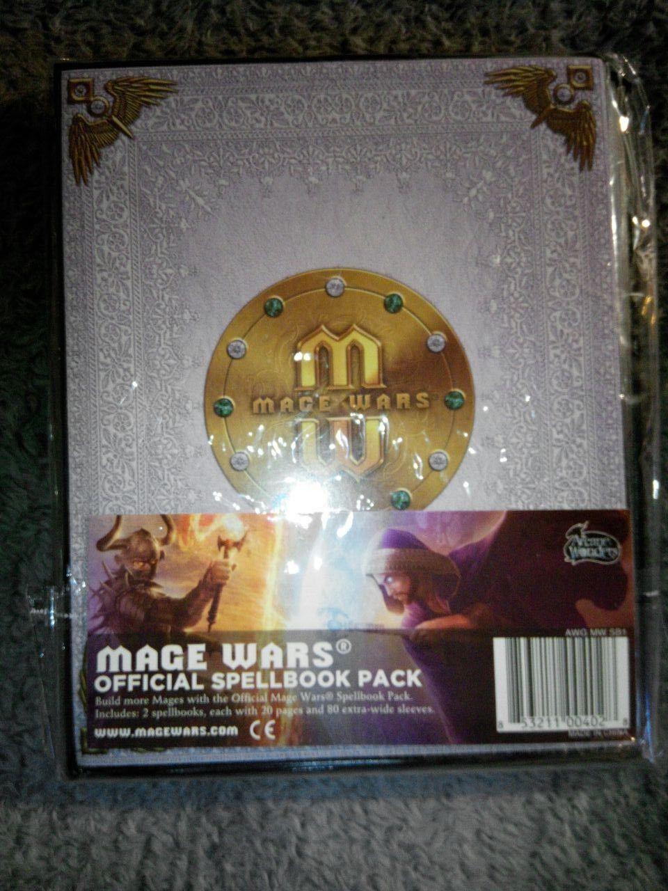 8x Mage Wars Kartenspiel Magierduell Erweiterungen Erweiterungen Erweiterungen Promo Karten (OP Kits) neu 57cd4c