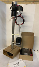 New Aquanot Ii Battery Backup Sump Pump 12vdc With28a Charger 585 0005