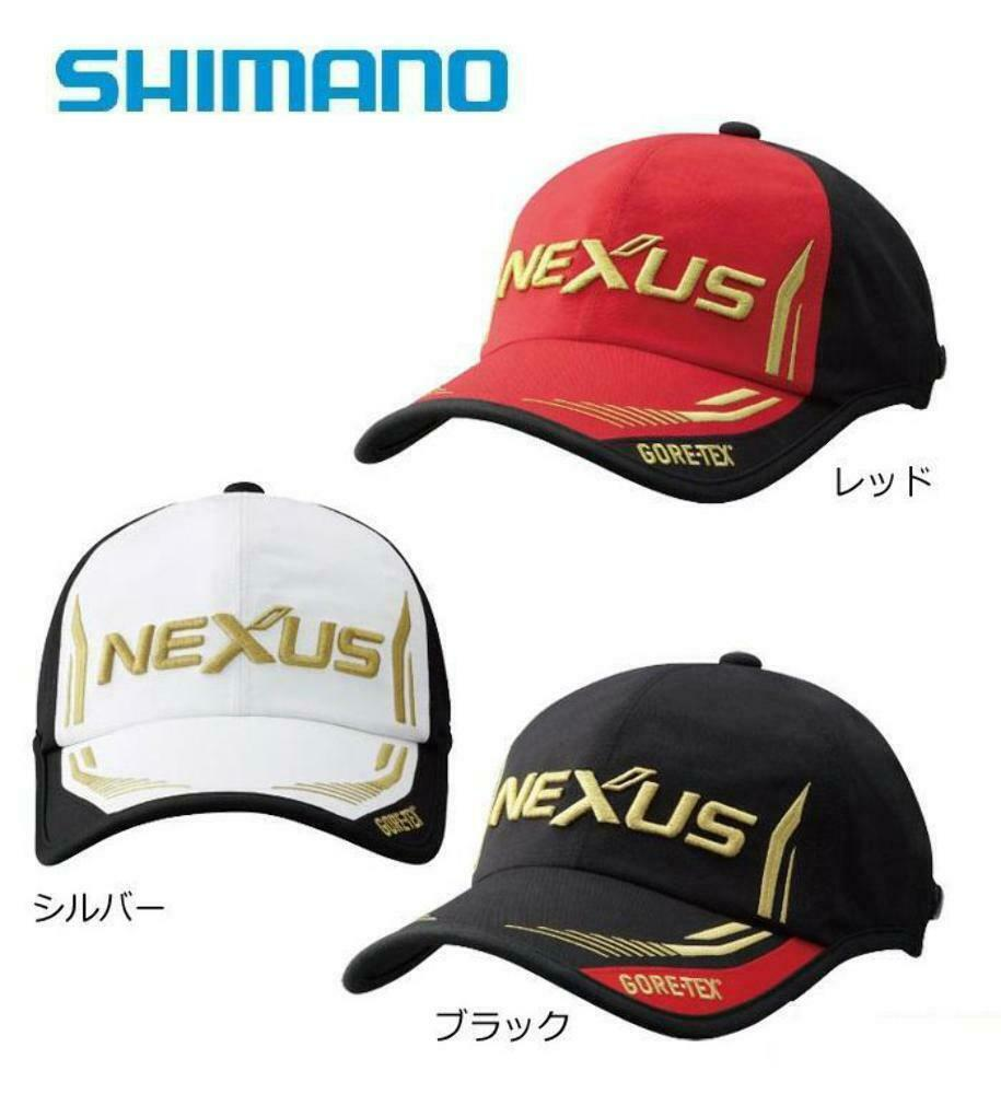 Shimano NEXUS Gore-tex Fishing Cap CA-119P