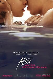 Image result for after by anna todd movie poster