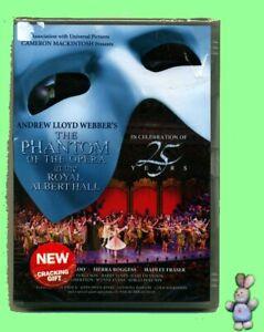 The-Phantom-of-the-Opera-DVD-New-Sealed-UK-Region-2-PAL-Musical-Drama