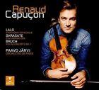 Lalo: Symphonie Espagnole; Sarasate: Zigeunerweisen; Bruch: Violin Concerto No. 1 (2016)