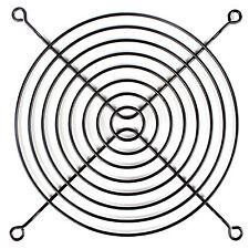 XSPC 140mm 14cm Wire Fan Grill / Finger Guard Black