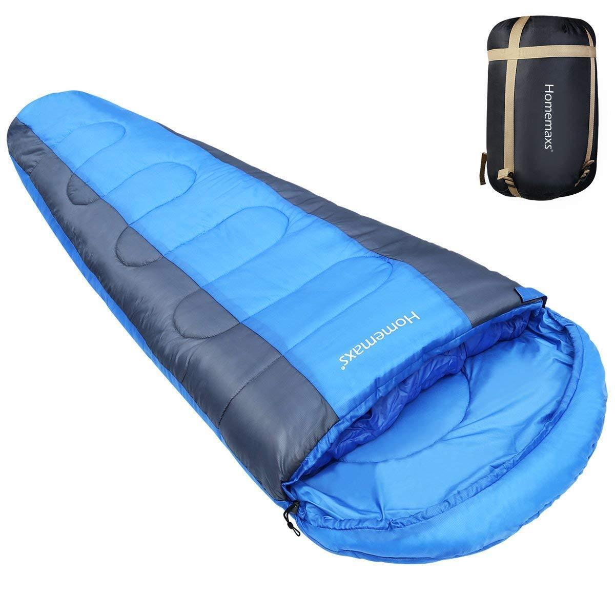 Sleeping Bag, Waterproof Envelope Sleeping  Bag, 4 Season Lightweight 20-50F  quality guaranteed