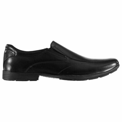 Pod Dundee Pour Homme Cuir Chaussures Décontractées à Enfiler Confort Formel