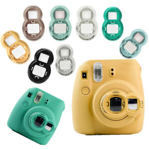Multicolor-Close-up-Lens-Selfie-Mirror-For-Fujifilm-Instax-Mini-9-8-8-7s-Camera