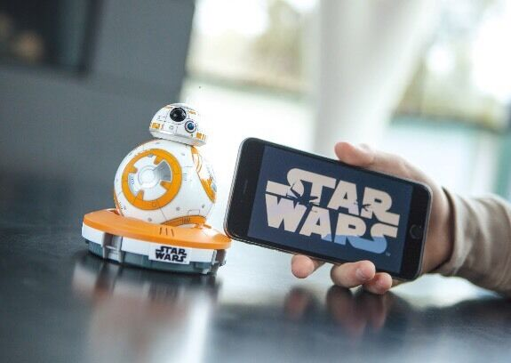 Star Wars Bb-8 Remote Control Droid By Sphero