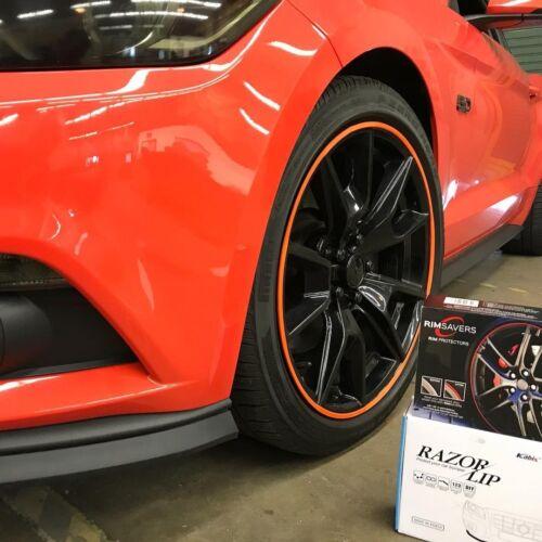 12-16 Tesla Model S 4DR Rim Savers//Rim Blades Wheel Protectors Pick Color