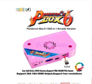 Pandora-box-6-1300-in-1-original-arcade-jamma-arcade-game-board-1pcs-HDMI-out