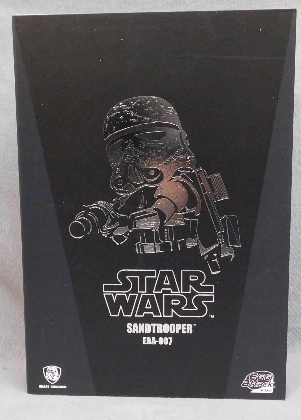 forma única Estrella Wars Sandtrooper Huevo De Ataque Figura De De De Acción-Bestia Reino  comprar descuentos