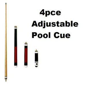 4pce-Adjustable-Wieghts-Billiard-Cue-Pool-or-57-034-Maple-Snooker-Cue-2020-model