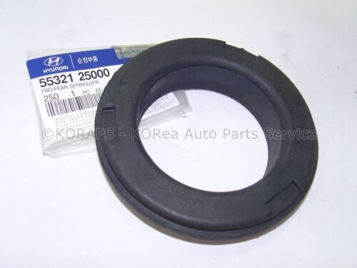 ACCENT 99-07 GeNuiNe SPRING PAD UPPER REAR 5532125000