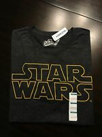 Old Navy Star Wars Gray T-shirt Large -new