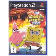 PLAYSTATION 2 SPONGEBOB SQUAREPANTS MOVIE, THE PAL PS2 [UVG] YOUR GAMES PAL