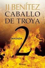 Caballo de Troya 2, Masada (NE) by Juan Jose Benitez (2011, Paperback)