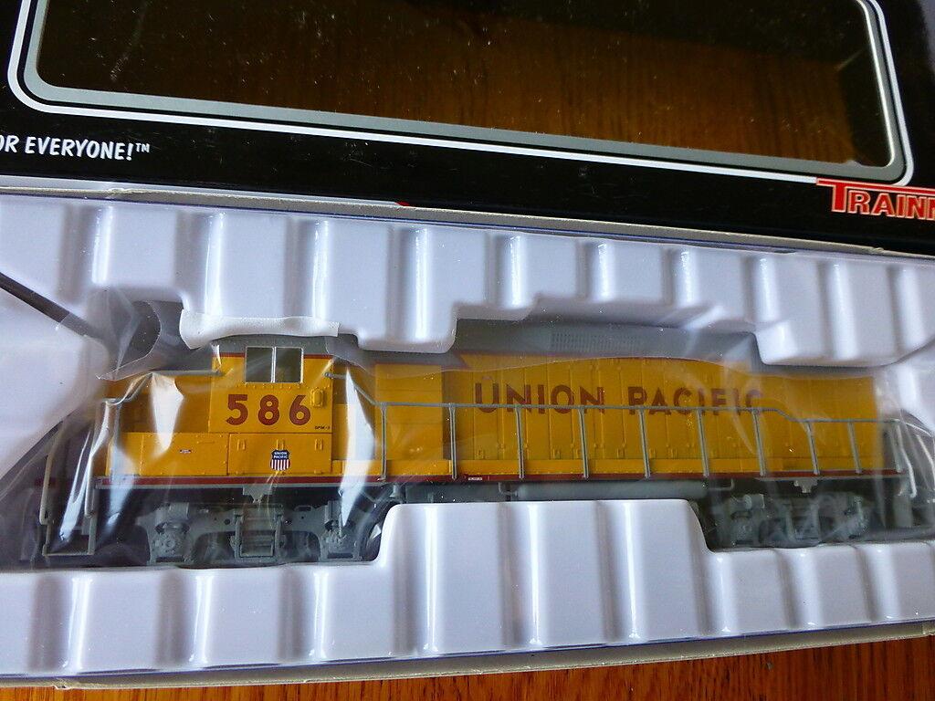 Atlas TM HO Union Paicfic Diesel EMD Locomotive GP38-2 Road