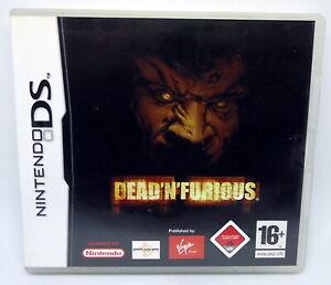 Dead-039-N-039-Furious-Zombie-Action-Nintendo-DS-DSi-Lite-2DS-3DS-USK18