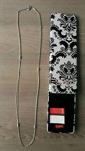 elegante-Esprit-Kette-Silber-eimal-getragen