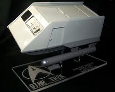 acrylic display stand for Playmates Star Trek Galileo Shuttle