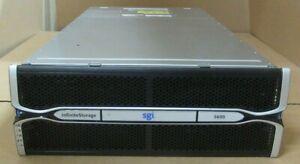 Infinite-Storage-SGI-5600-NetApp-60x-3-5-034-HDD-Bay-2x-Control-Module-I-F-6-2x-PSU