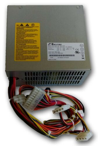 Genuine Bestec ATX-300-12E REV D1R Power Supply 300 Watt SATA OEM