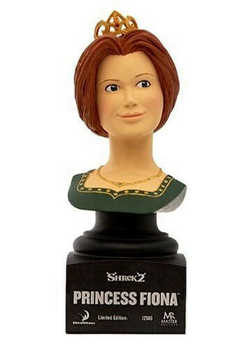 Master Replicas Shrek 2 Mini Polystone Bust - Princess Fiona