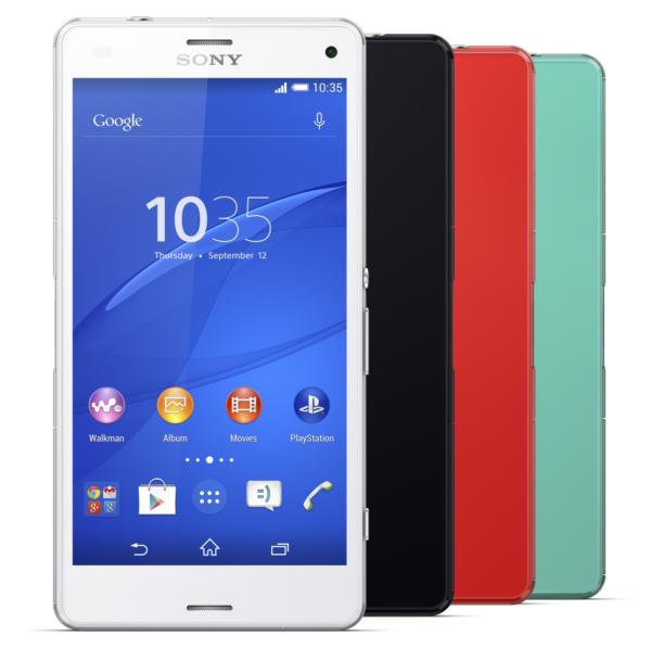 2019 Nouveau Style Sony Ericsson Xperia Z3 Compact D5803 16 Go Qualité Android Smart Phone Comme Neuf Haute SéCurité