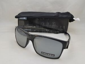 c6ddd66bc0 Oakley TWOFACE (OO9189-37 60) Polished Black with Prizm Black Lens ...