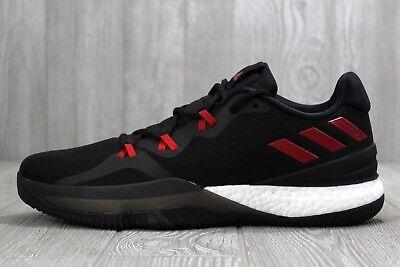 33 Adidas Crazy Light Boost 2 2018 schwarzrot Basketball Schuhe SZ 13 16 db1071 | eBay