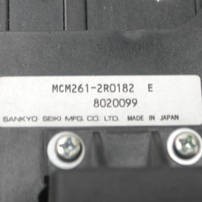 Sankyo MCM261-2R0182 DIP Reader Manual Card Reader MCM261 ATM Kiosk