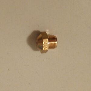 Texturierte Messing Beads GREEN GRIT Gritty Brass Beads Ø 3,8mm Hareline 20 St