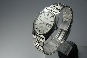 Vintage-1969-JAPAN-SEIKO-LORD-MATIC-WEEKDATER-5606-7000-25Jewels-Automatic
