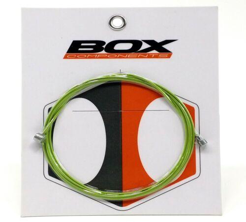 Boîte de composants Vélo Nano Frein PTFE Câble-Inner Wire-Vert