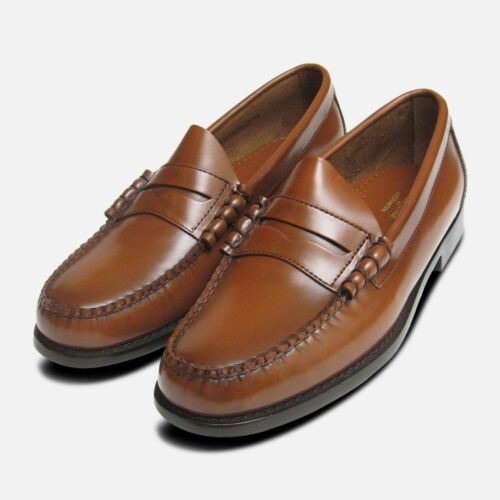Penny Honey Larson Gh Bass Loafers Mens Weejuns Classic Brown xaRTzWn